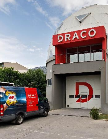 draco dostava